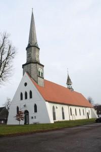 Hennstedt St.Secundus-Kirche