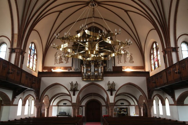 Kirche Marne
